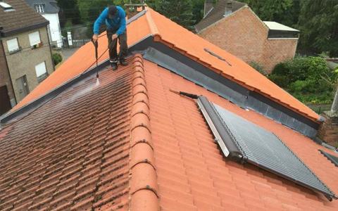 Nettoyage de toiture 93 à Montfermeil : Larivière
